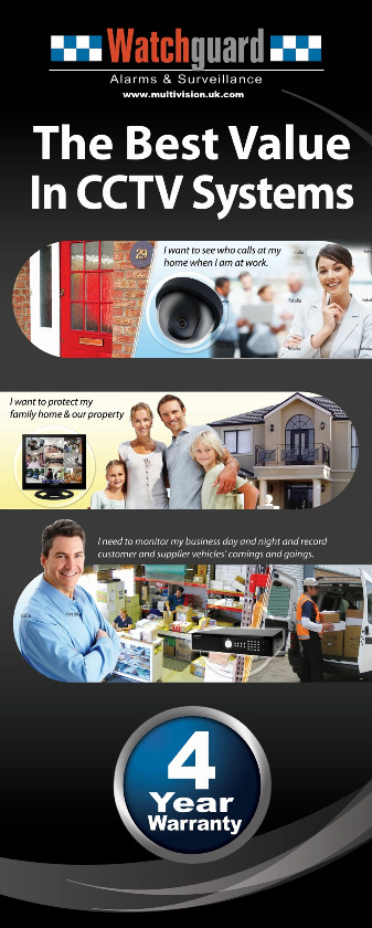 best value cctv systems commercial and domestic West Midlands